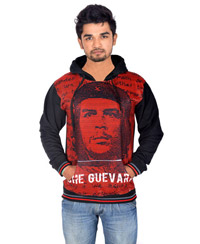 Drakeman Red Casual Stylish Sweatshirts