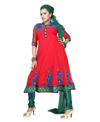Only Small Size Fancy Readymade Salwar kameez-3024