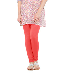 Softwear Coral Cotton-Lycra Legging