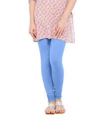 Softwear Dark Blue Cotton-Lycra Legging