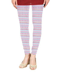 Softwear Multi-Colour Printed Leggings