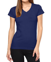 Softwear Royal Blue Plain T-Shirt